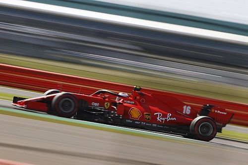 """Leclerc: Eighth """"realistic picture"""" of Ferrari's pace"""