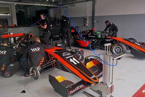 LIVE: Race 2 van de Formula Regional met Van Amersfoort Racing