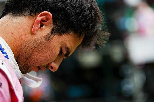 """Perez: """"Verstappen'e yeteri kadar yer bıraktığımı düşünmüştüm"""""""