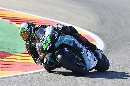 MotoGPテルエル決勝:中上貴晶、ホールショット奪うも転倒リタイア。優勝はモルビデリ