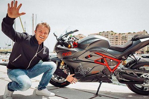 """F1王者ニコ・ロズベルグ、""""バイク""""を賞品に募金プロジェクトを開始"""