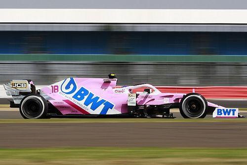 Racing Point apela la sanción de la FIA