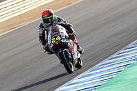 Moto3 Jerez: Tatsuki Suzuki holt für das SIC58-Team die zweite Pole der Saison