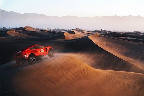 L'équipe BRX est née pour affronter le Dakar 2021
