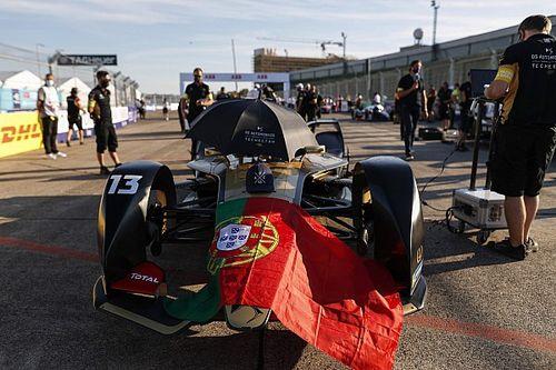 Vergne kiesett az első Berlin ePrix-n, csapattársa nyert