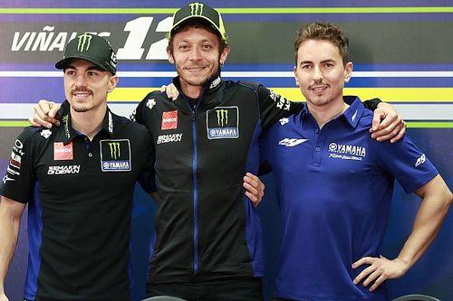 """Lorenzo: """"Nooit gedacht dat Rossi voor satellietteam zou rijden"""""""