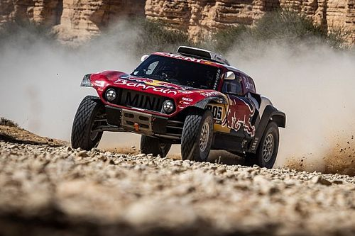 Le Dakar 2021 en Arabie saoudite avec le plein de nouveautés
