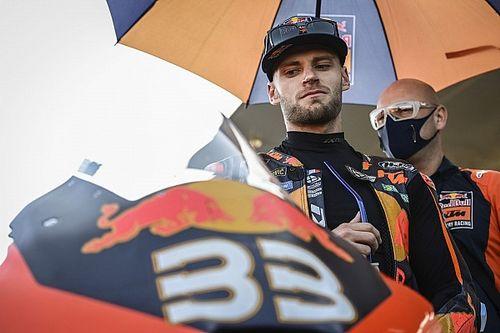 "KTM's Binder ""surprised"" to finish top MotoGP rookie in 2020"