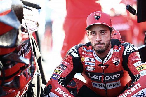Dovizioso serait heureux même si sa carrière MotoGP s'arrêtait là