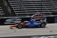 IndyCar: Dixon domina in Texas, Rosenqvist si schianta a muro