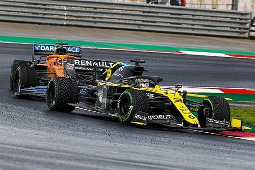 "Ricciardo admits Renault now ""underdog"" in third-place battle"