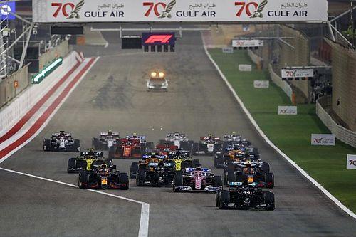 Jadwal F1 GP Sakhir 2020 Akhir Pekan Ini