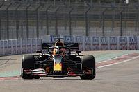 F1ロシアFP3速報:ハミルトンが首位。レッドブルのフェルスタッペンは6番手止まり