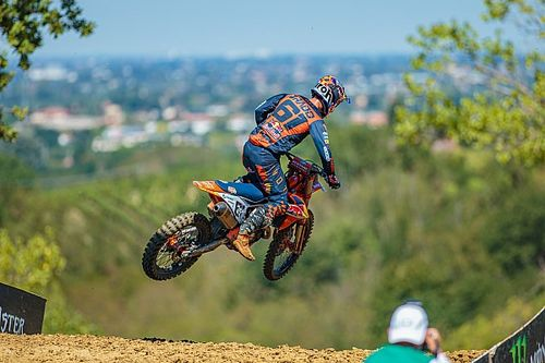 Prado acaba 5º en Italia, pero liderando 24 vueltas