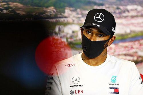 """F1レースディレクター、ハミルトンへの""""個人攻撃""""を否定「誰が違反したかは関係ない」"""