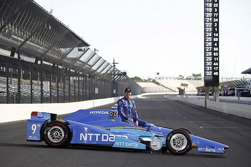 Camping World to be primary sponsor for Dixon in Indy 500
