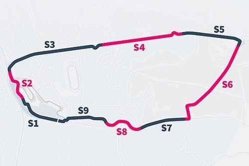 Le Mans introduceert vaste vertragingszones