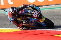 Moto2アラゴン予選:サム・ロウズ、レコード更新の爆速タイムでポール獲得!
