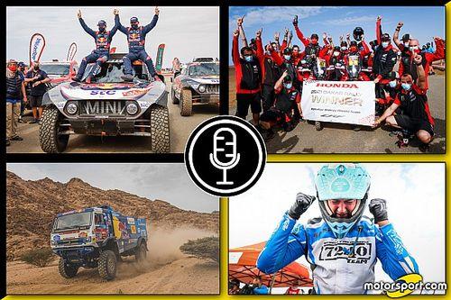 "Podcast Dakar: ""Dune Mosse"" - Tappa 12"