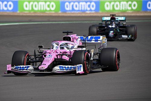 La FIA prohibirá las copias de diseños al estilo Racing Point