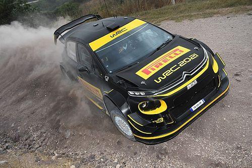 Pirelli testuje na Sardynii