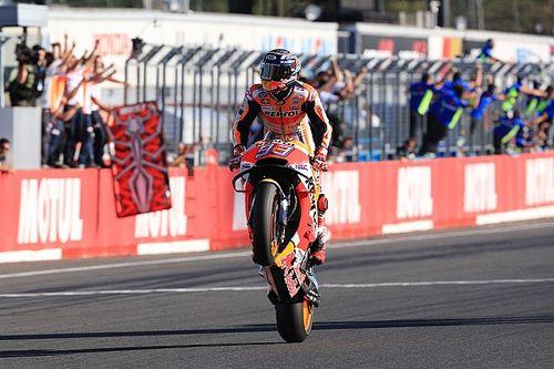 De vijfde MotoGP-wereldtitel van Marquez in statistieken
