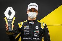 F-Renault Eurocup: Collet conquista segundo lugar na primeira prova em Zandvoort