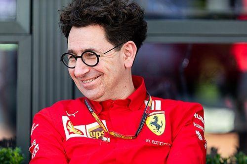 Бинотто объяснил, где и сколько Ferrari проигрывает Mercedes