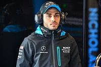 Roy Nissany sulla Williams nelle Libere 1 di Barcellona