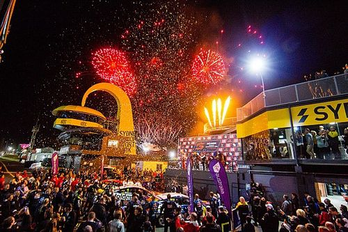 Night racing, crowds for Sydney Supercars return