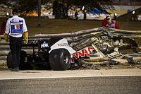Zmiany w miejscu wypadku Grosjeana