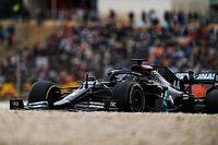 F1ポルトガル決勝:ハミルトン、圧勝! F1最多勝記録の92勝目。フェルスタッペンは3位