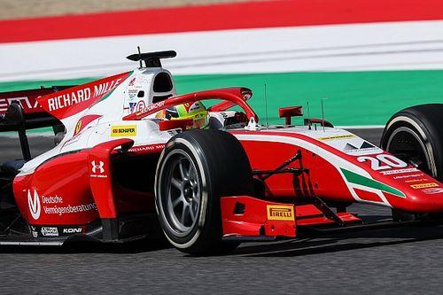 Mugello F2: ¡Schumacher ya es líder del campeonato!