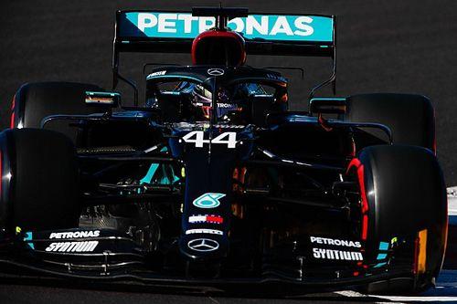 Hamilton-pole Portugáliában, Verstappen és Leclerc ismét nagyot ment!