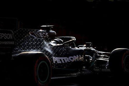 Mercedes: già recuperato il taglio dell'aerodinamica 2021