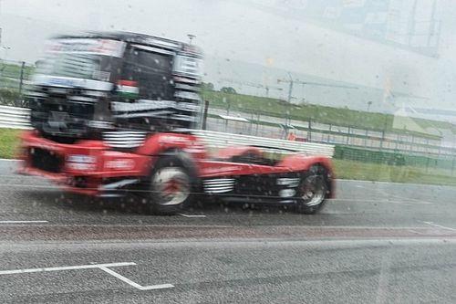 ETRC 2019: il truck più veloce è di Kiss, Mercedes vince Gara 3 sotto il diluvio