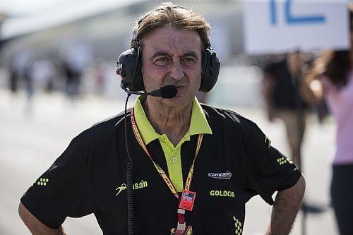 Ex-piloto de F1 e dono de equipe, Adrian Campos morre aos 60 anos