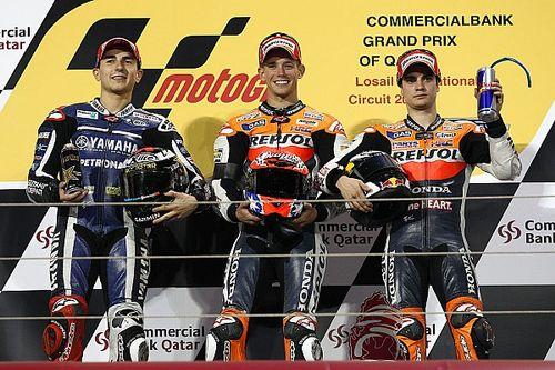 """Stoner: """"Sin Márquez, MotoGP no tiene líder y eso se ve en quién está ganando"""""""
