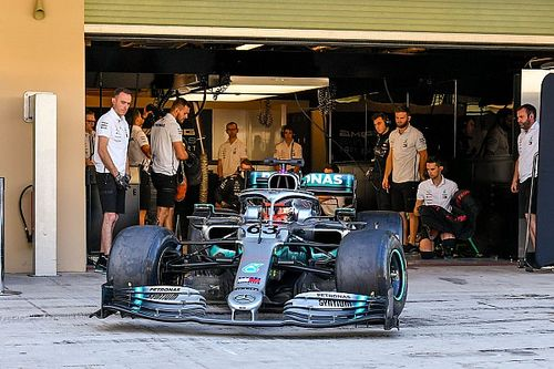The risk and reward of Russell's Mercedes opportunity