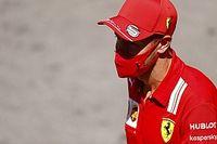 Vettel diz que definiu futuro e não se vê longe da Ferrari antes do fim do campeonato