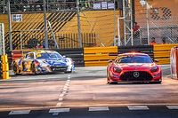 Ye dominates red-flagged Macau GT Cup