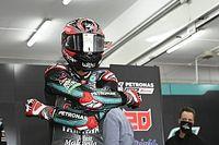 MotoGP: Quartararo revela que voltará a ter sessões com psicólogo