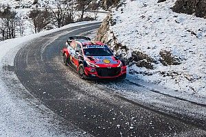 """Hyundai """"cannot be proud"""" of Rally Monte Carlo efforts"""