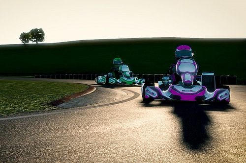Motorsport UK launches Karting Esports Championship