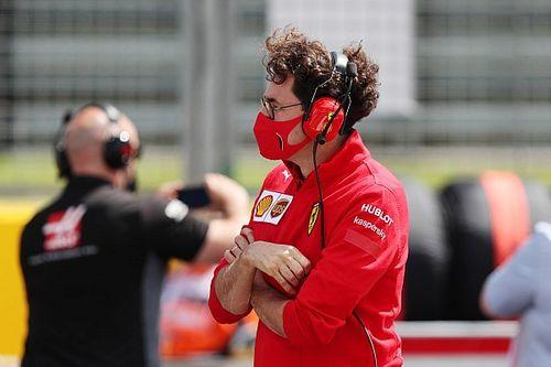 Binotto egy nagyon fontos részletet árult el, amit jobb észben tartani a Ferrarit illetően