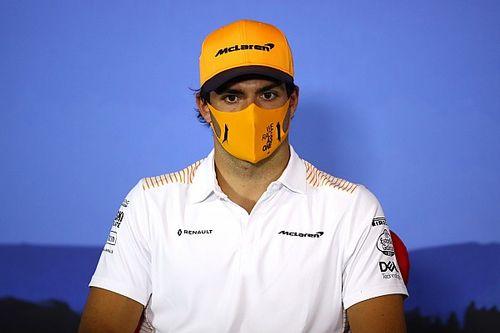 Sainz még nem gondol a Ferrarira
