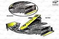 Revealed: Renault's key element of its triple F1 update package