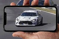 Mercedes-AMG GT-R Black Series, aerodinamica estrema