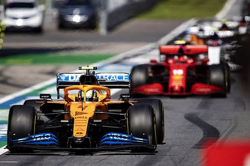 Austrian Grand Prix: Sunday's best F1 images
