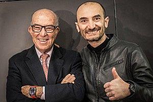 Ducati renueva con MotoGP hasta 2026